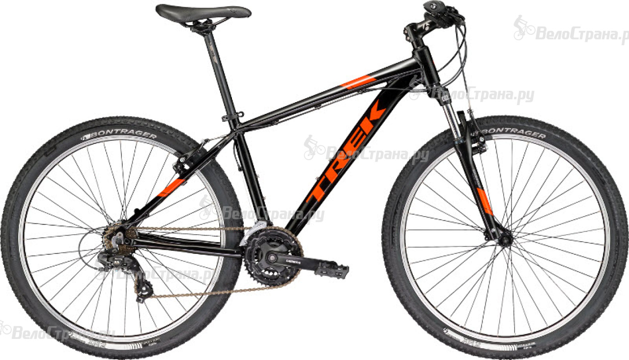 Велосипед Trek Marlin 4 27.5 (2017)