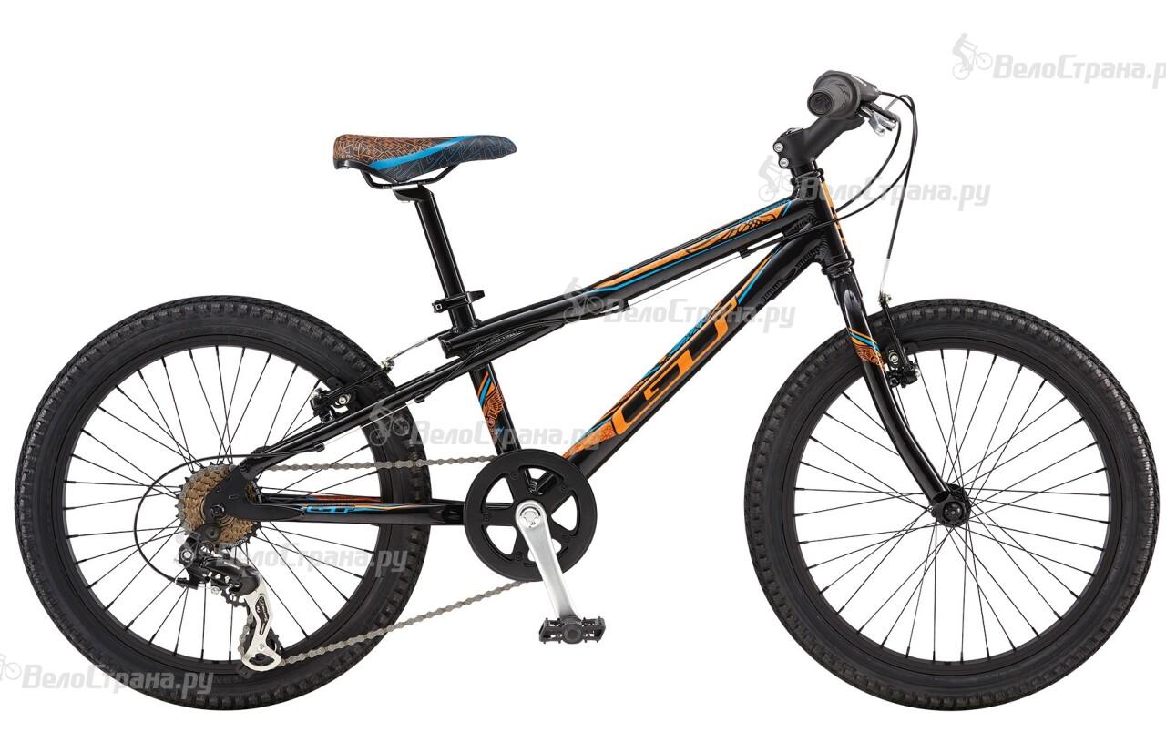 Велосипед GT Aggressor 20 Boys (2016)