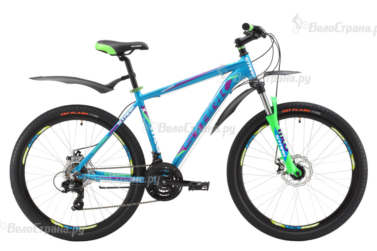 Велосипед Stark Hunter 26.2 D (2017) велосипед stark outpost 26 1 d 2018