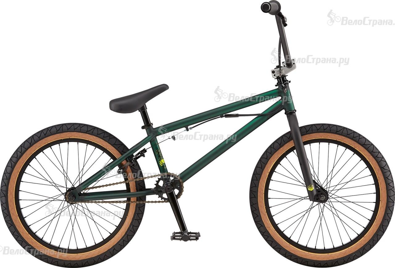 Велосипед GT Slammer (2016) велосипед gt ruckus dj 2016