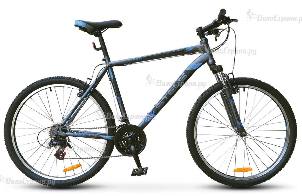 Велосипед Stels Navigator 500 V (2017) велосипед stels navigator 530 v 2017