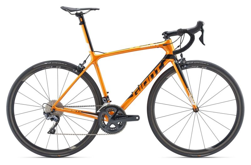 Giant TCR Advanced SL 2 KOM (2019)