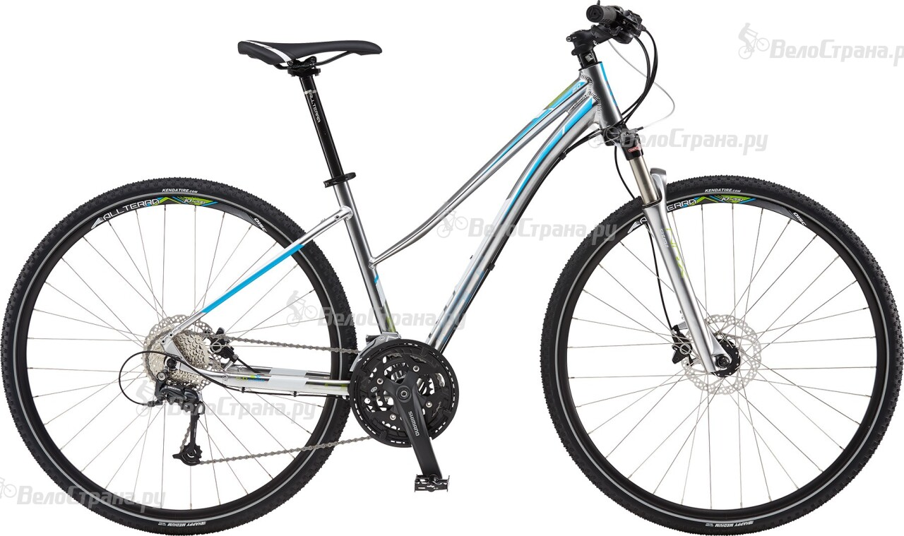Велосипед GT Transeo 2.0 lady (2016) renaissance sanya resort