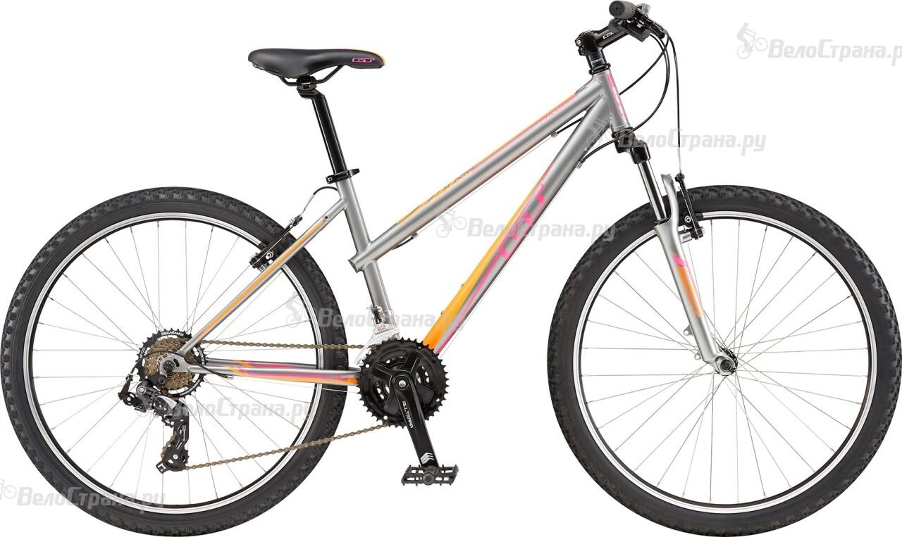 Велосипед GT Palomar lady (2016) велосипед gt ruckus dj 2016