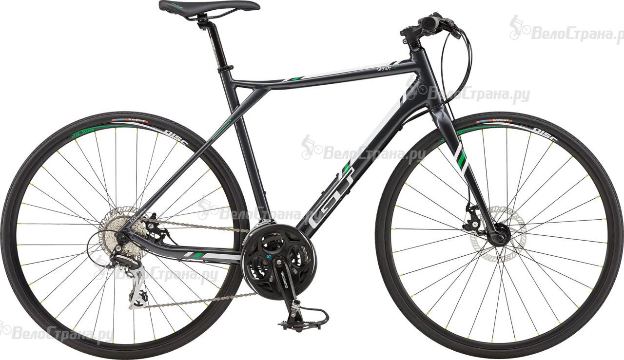 Велосипед GT Grade Flatbar Comp (2016)