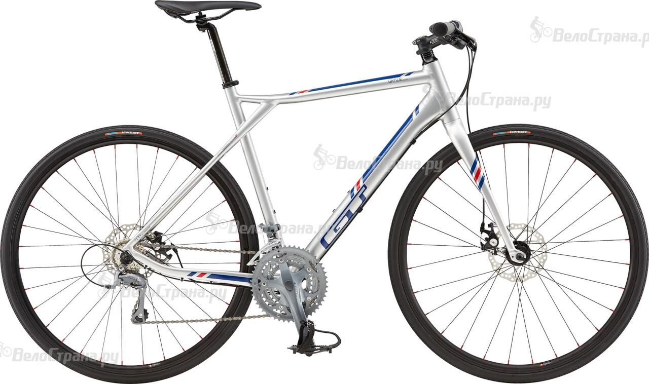 Велосипед GT Grade Flatbar Elite (2016) горный велосипед gt avalanche elite 27 5