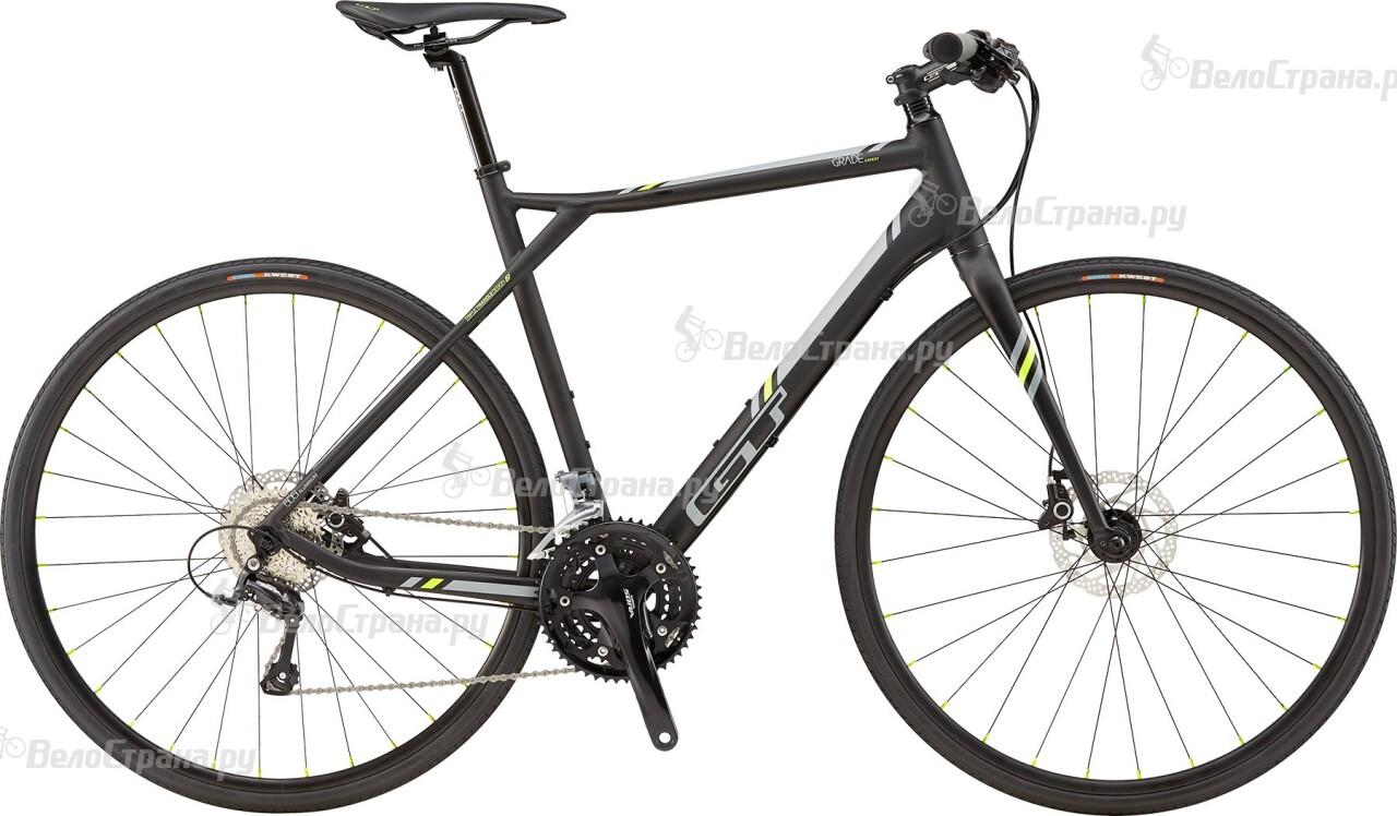 Велосипед GT Grade Flatbar Expert (2016) велосипед gt verb expert 2016