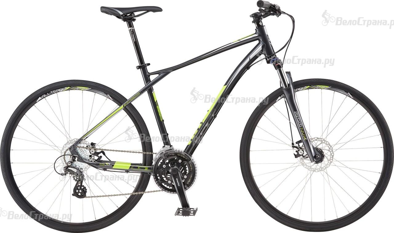 Велосипед GT Transeo 4.0 (2016) велосипед gt ruckus dj 2016