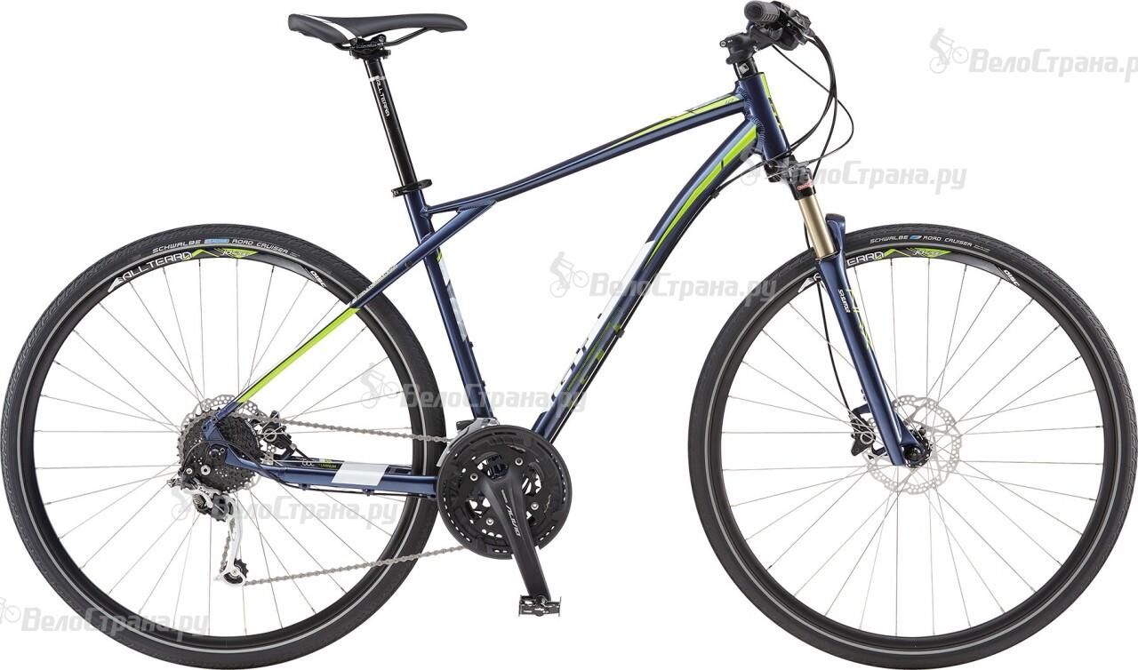 Велосипед GT Transeo 1.0 (2016) недорого