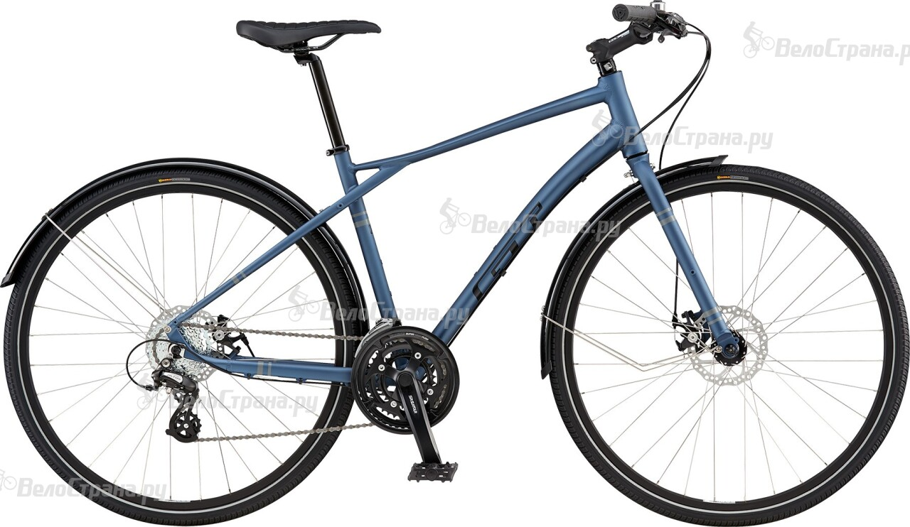 Велосипед GT Traffic 2.0 (2016) велосипед gt ruckus dj 2016