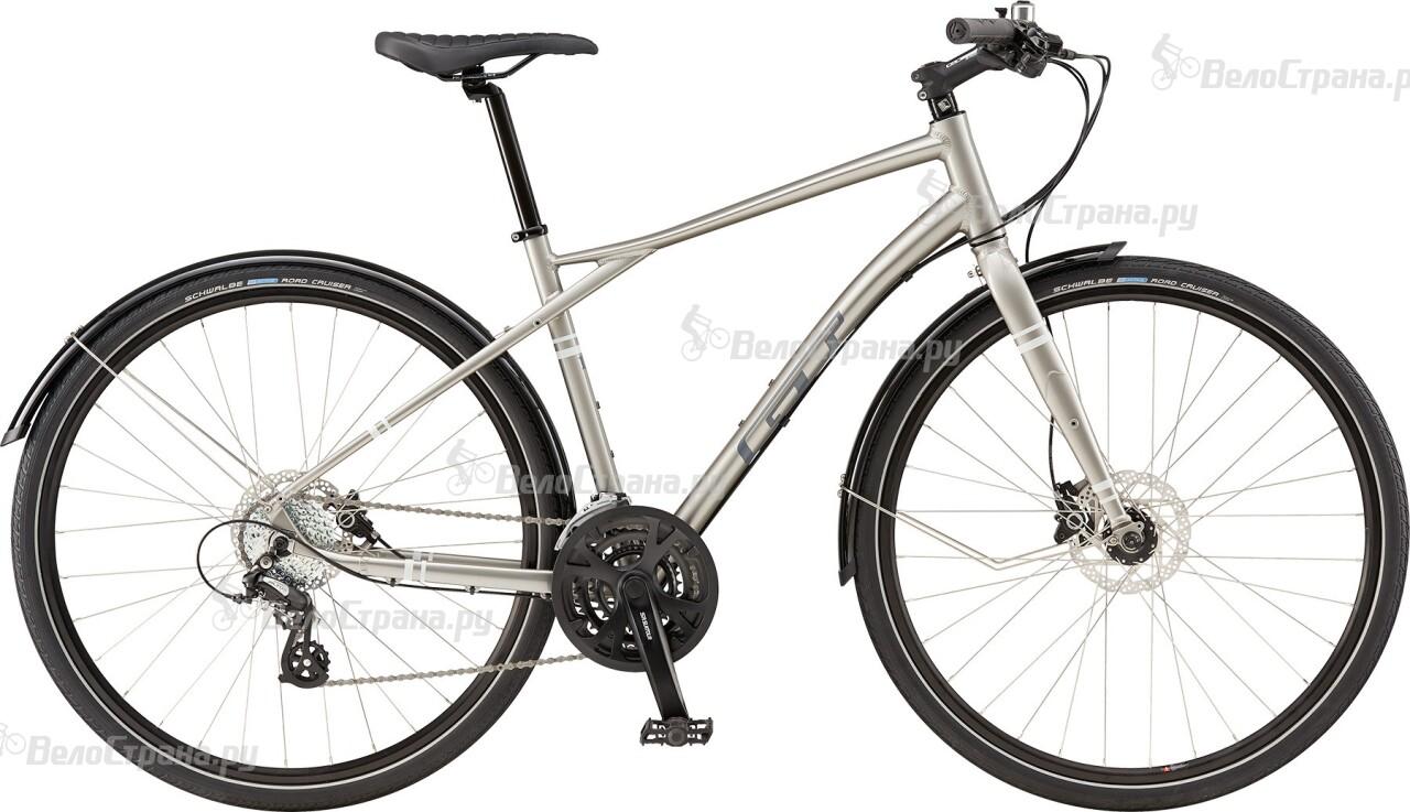 Велосипед GT Traffic 1.0 (2016) велосипед gt ruckus dj 2016