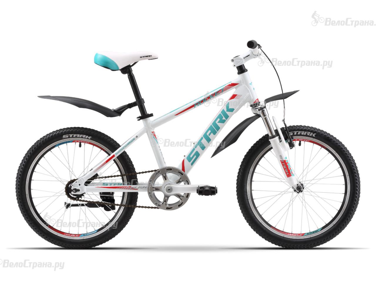 Велосипед Stark Rocket 20 (2016) stark велосипед stark rocket 24 3 hd 2017 черно зеленый one size