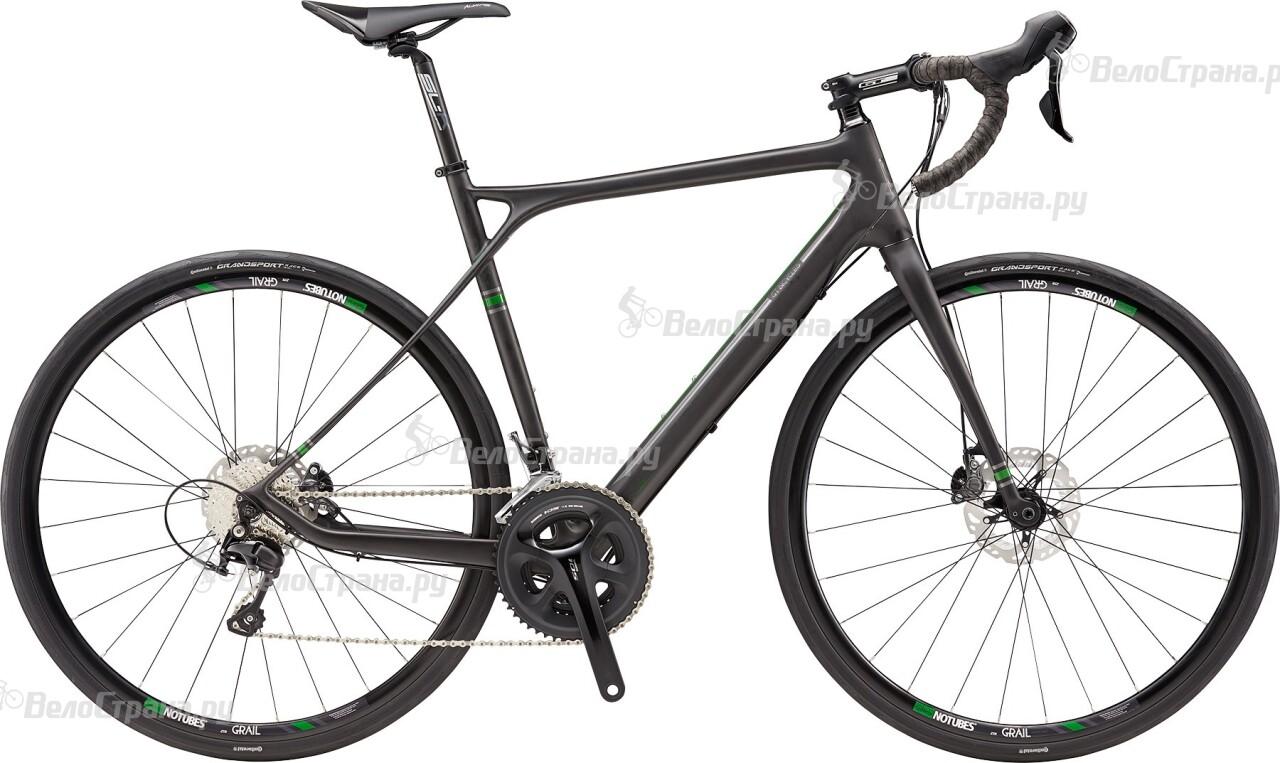 Велосипед GT Grade Carbon 105 (2016) велосипед gt ruckus dj 2016
