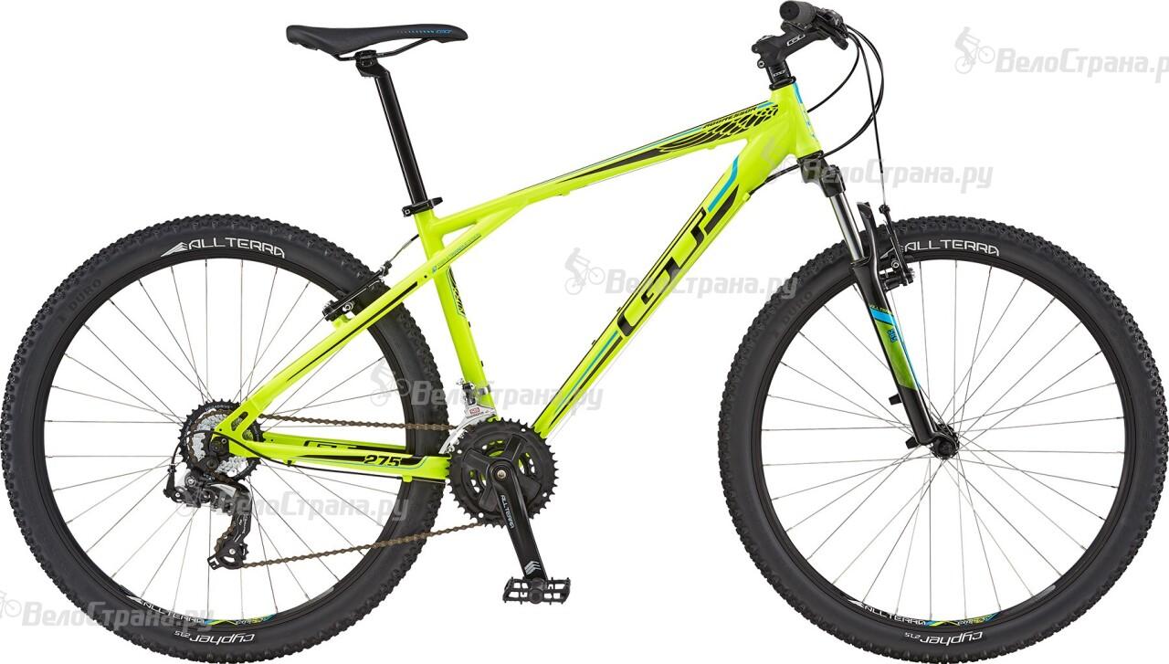Велосипед GT Aggressor Sport (2016) велосипед gt ruckus dj 2016