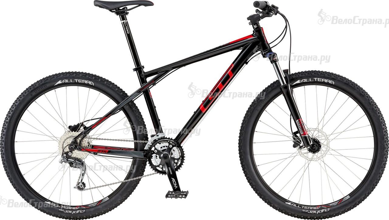 Велосипед GT Avalanche Comp (2016) горный велосипед gt avalanche elite 27 5