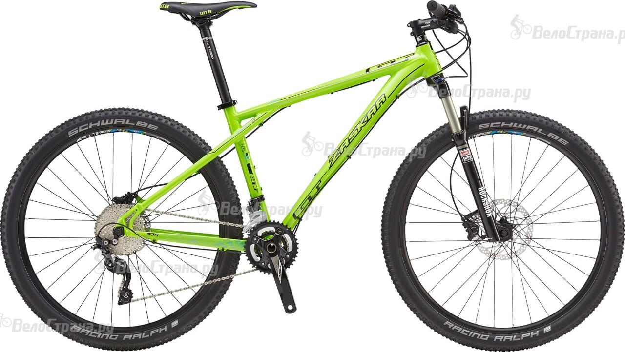 Велосипед GT Zaskar 27.5 Comp (2016)