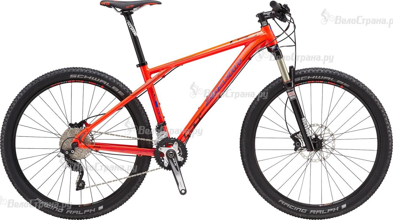 Велосипед GT Zaskar 27.5 Elite (2016) поло oodji oodji oo001emntp26