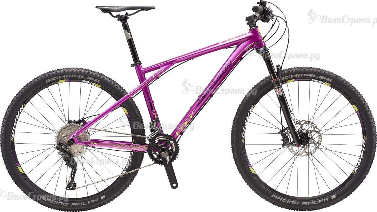 Велосипед GT Zaskar LE 27.5 Expert (2016) велосипед gt verb expert 2016