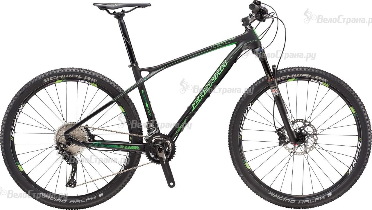 Велосипед GT Zaskar Carbon Expert (2016) велосипед gt verb expert 2016