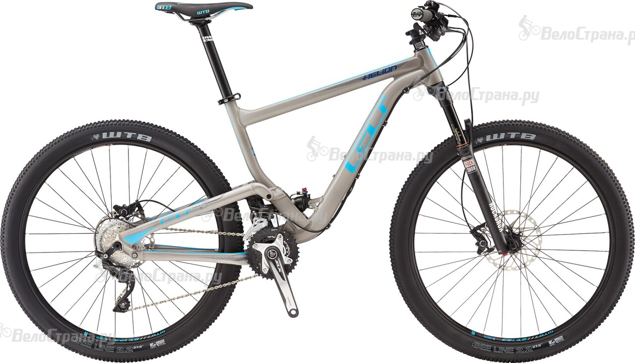 Велосипед GT Helion Expert (2016) велосипед gt ruckus dj 2016