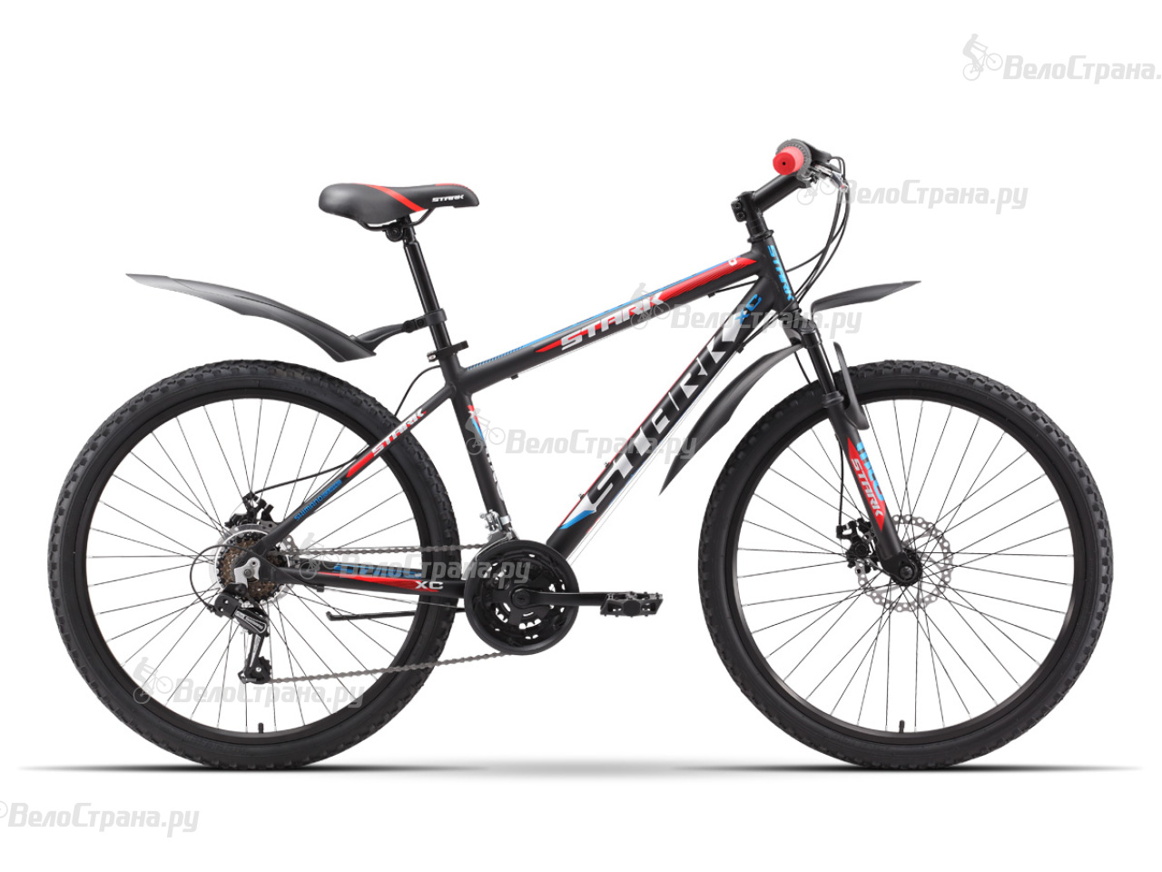 Велосипед Stark Outpost Disc (2016)