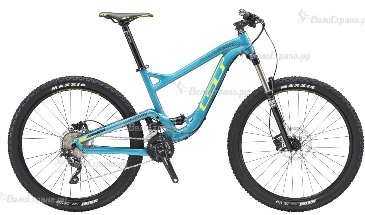 Велосипед GT Sensor Elite (2016) горный велосипед gt avalanche elite 27 5