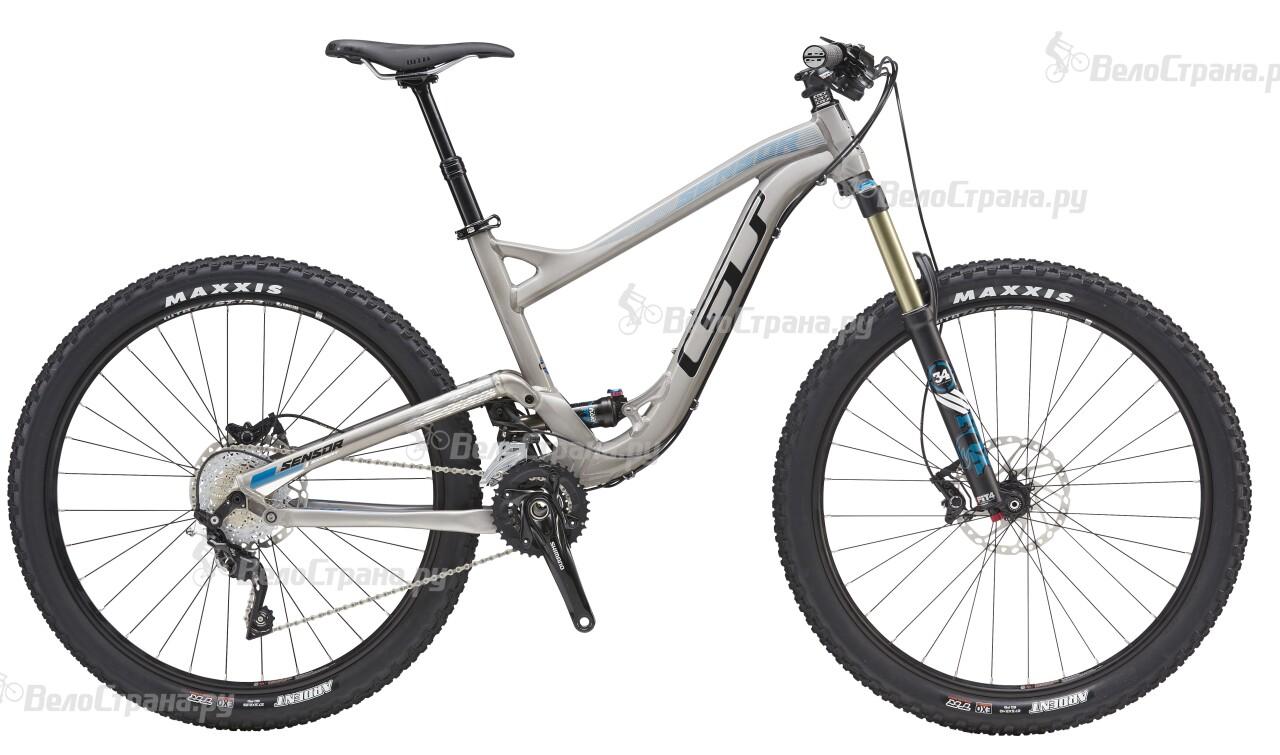 Велосипед GT Sensor Expert (2016) велосипед gt verb expert 2016
