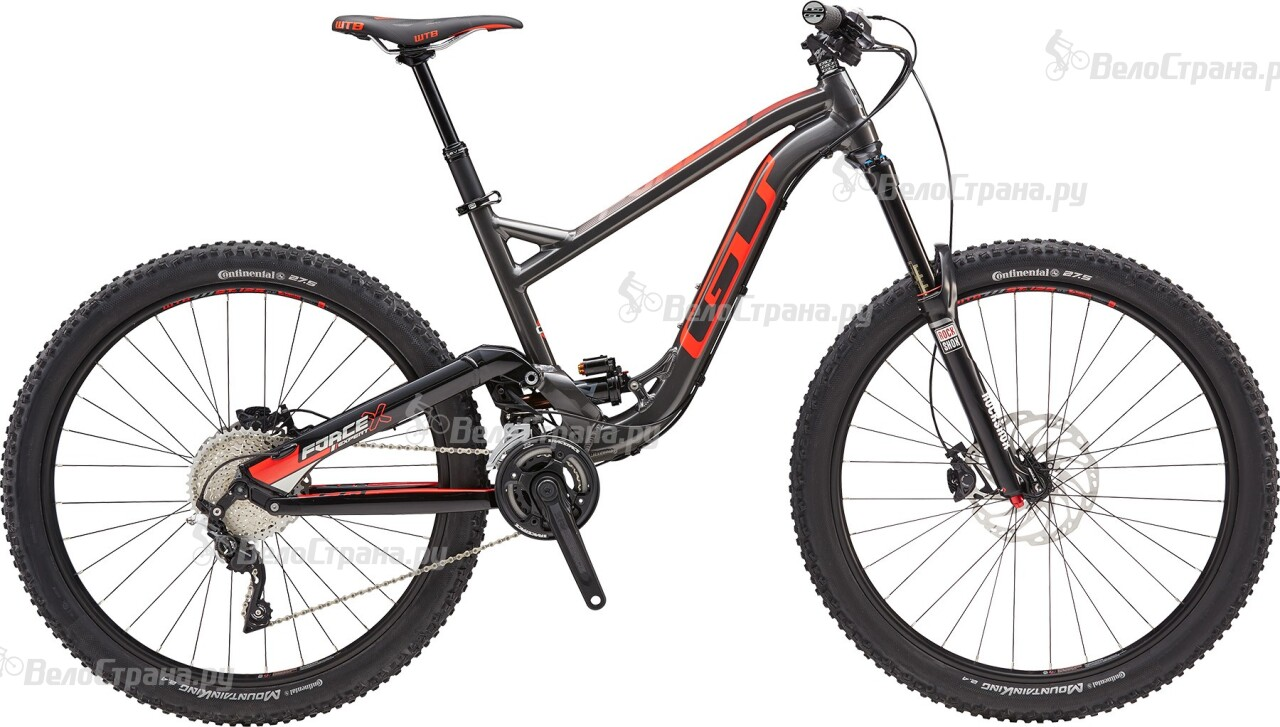 Велосипед GT Force X Expert (2016)
