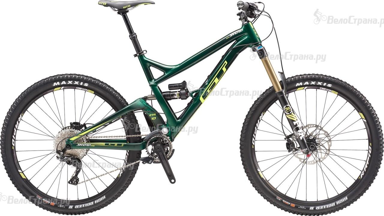 Велосипед GT Sanction Pro (2016) горный велосипед gt avalanche elite 27 5