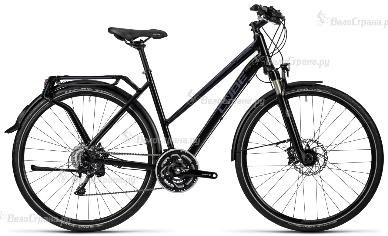 все цены на Велосипед Cube Kathmandu Lady (2016) онлайн