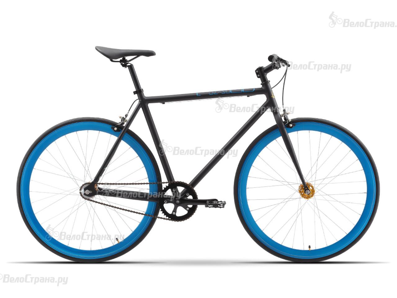 Велосипед Stark Fixed (2016) stark jumper 18 2016 black green