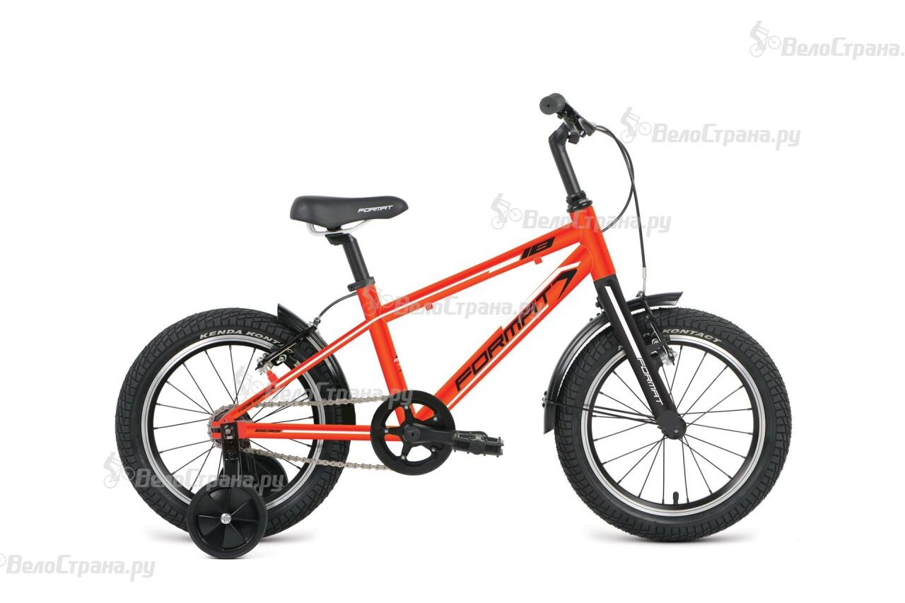 Велосипед Format Boy 18 (2016) велосипед format 1312 2016