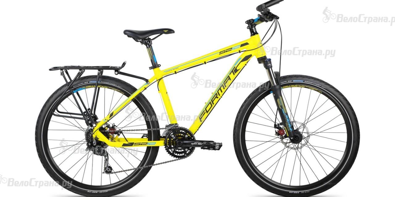Велосипед Format 5212 (2015) 5212 open bearing 60 x 110 x 36 5 mm 1 pc axial double row angular contact 5212 3212 3056212 ball bearings
