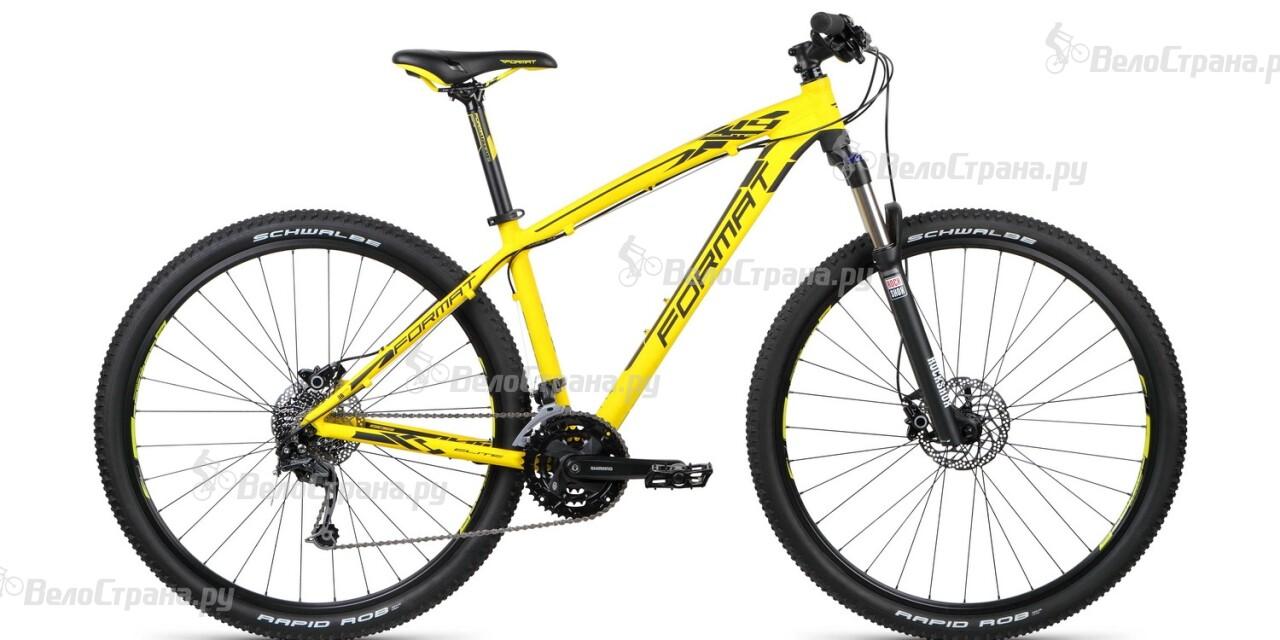 Велосипед Format 1411 Elite 29 (2015)