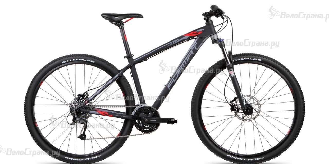 Велосипед Format 1411 29 (2015) велосипед format 1411 26 2016