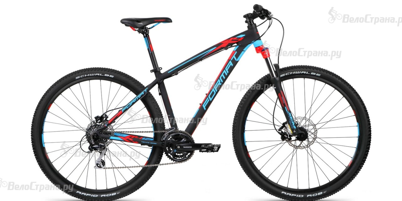 Велосипед Format 1412 29 (2015) велосипед format 1412 26 2016