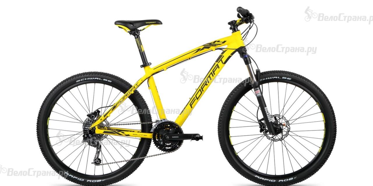 Велосипед Format 1411 Elite 26 (2015) велосипед format 1411 26 2016