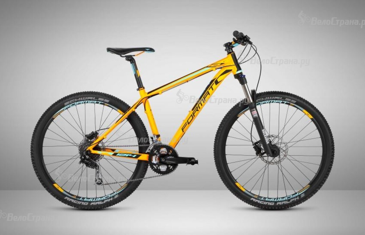 "Велосипед Format 1214 27"" (2015) цены онлайн"