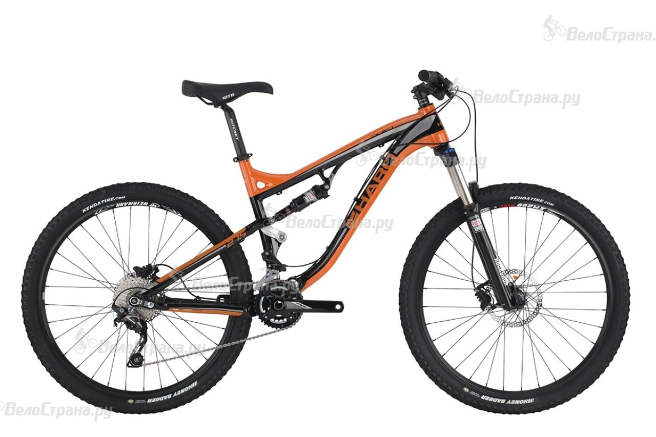 Велосипед Haro Shift 27.Five R5 (2016)
