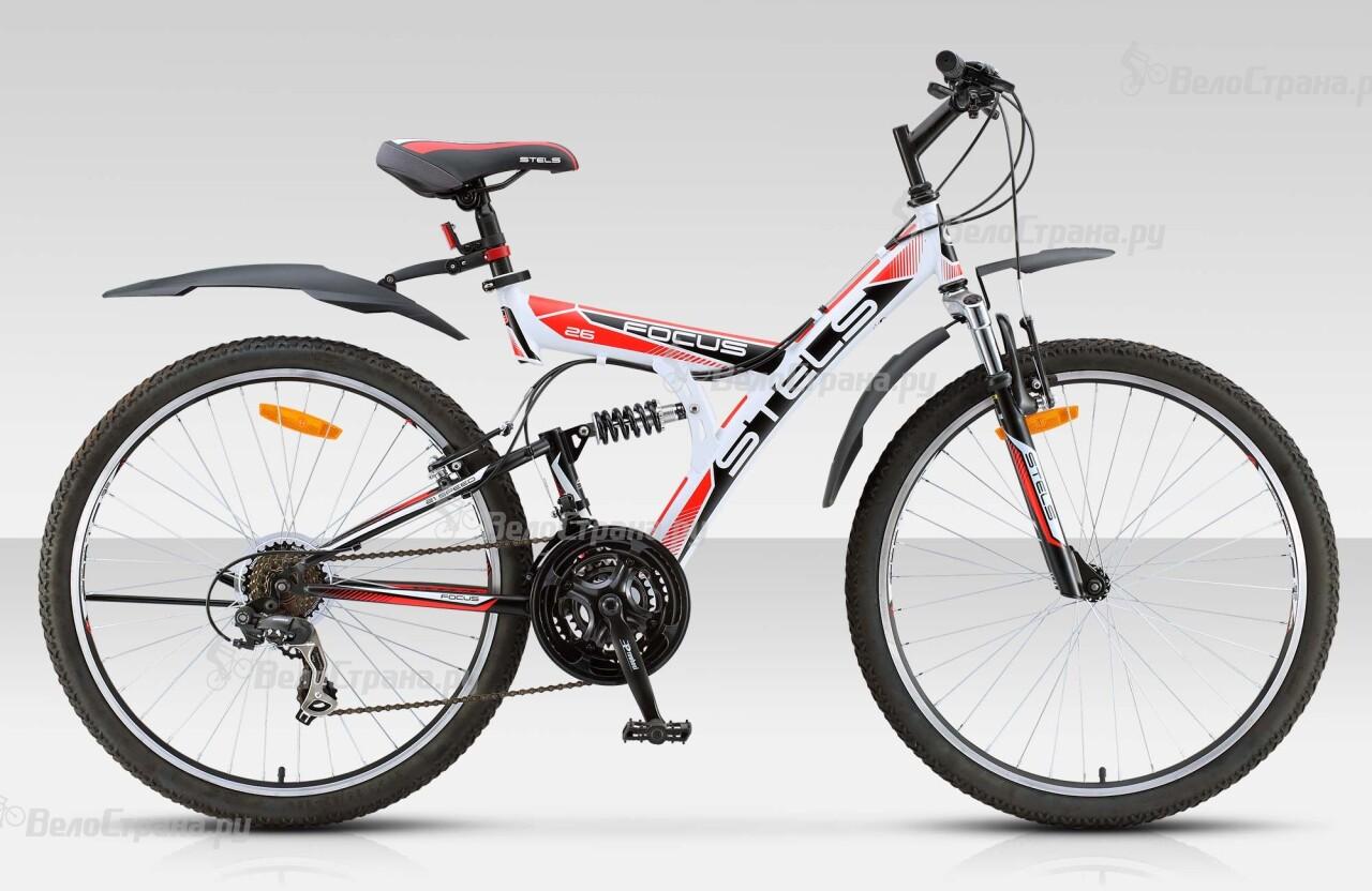 Велосипед Stels Focus V 21 sp (2015) stels focus v 21 sp 2015