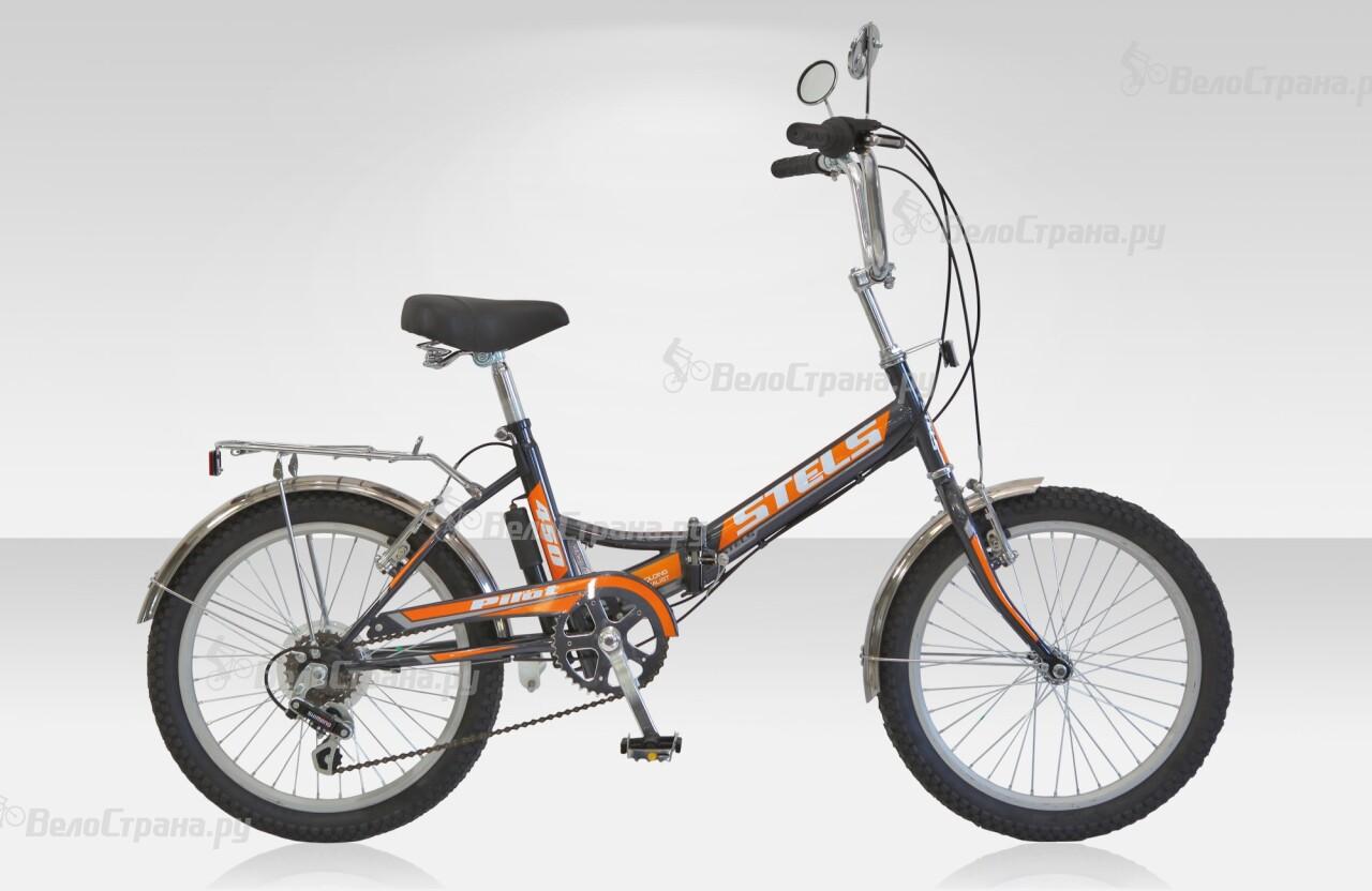 Велосипед Stels Pilot 450 (2015) велосипед stels pilot 240 girl 3sp 2015