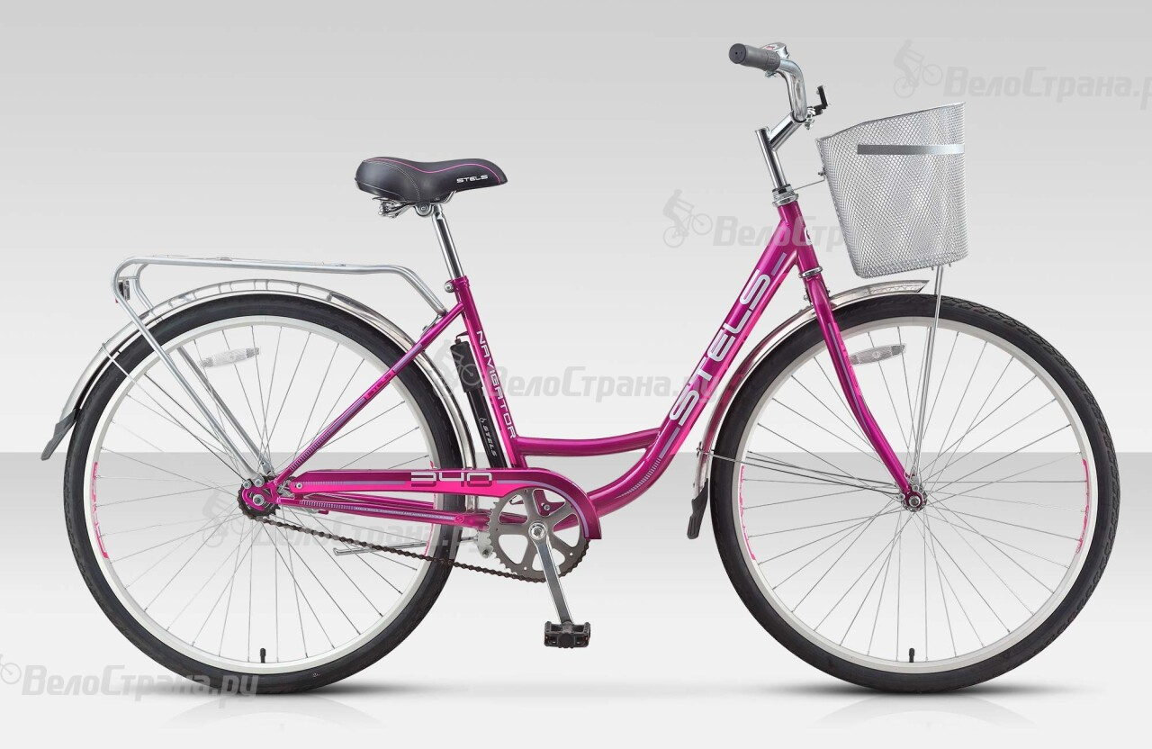 Велосипед Stels Navigator 340 Lady (2015) велосипед stels navigator 340 lady 2016