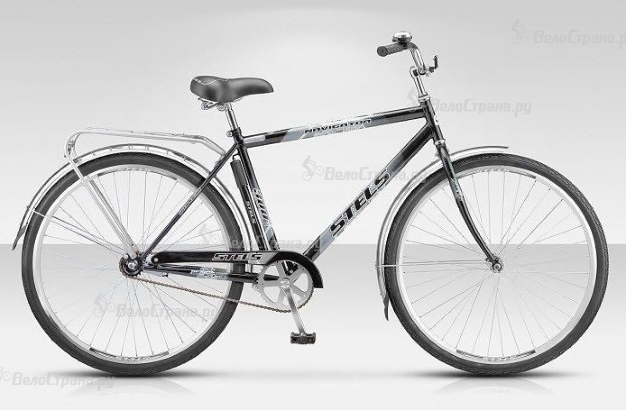 Велосипед Stels Navigator 300 (2015) велосипед с корзиной stels navigator 380 gent 20 2015 black green