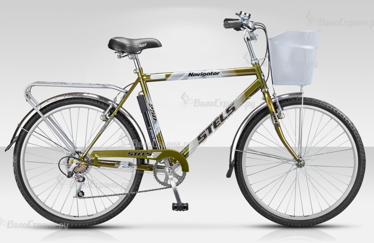 Велосипед Stels Navigator 250 (2015) stels navigator 250 gent 26 16