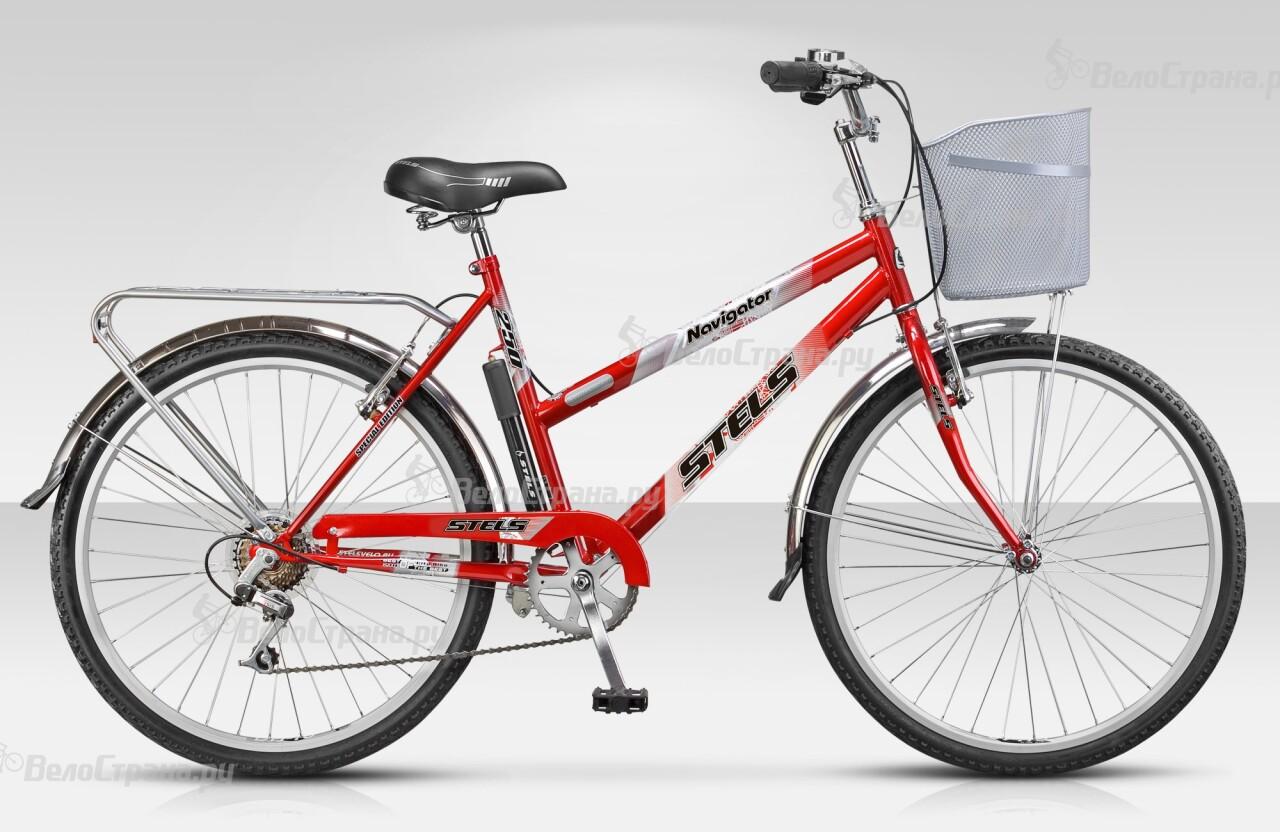 Велосипед Stels Navigator 250 Lady (2015) велосипед stels navigator 250 lady 2015