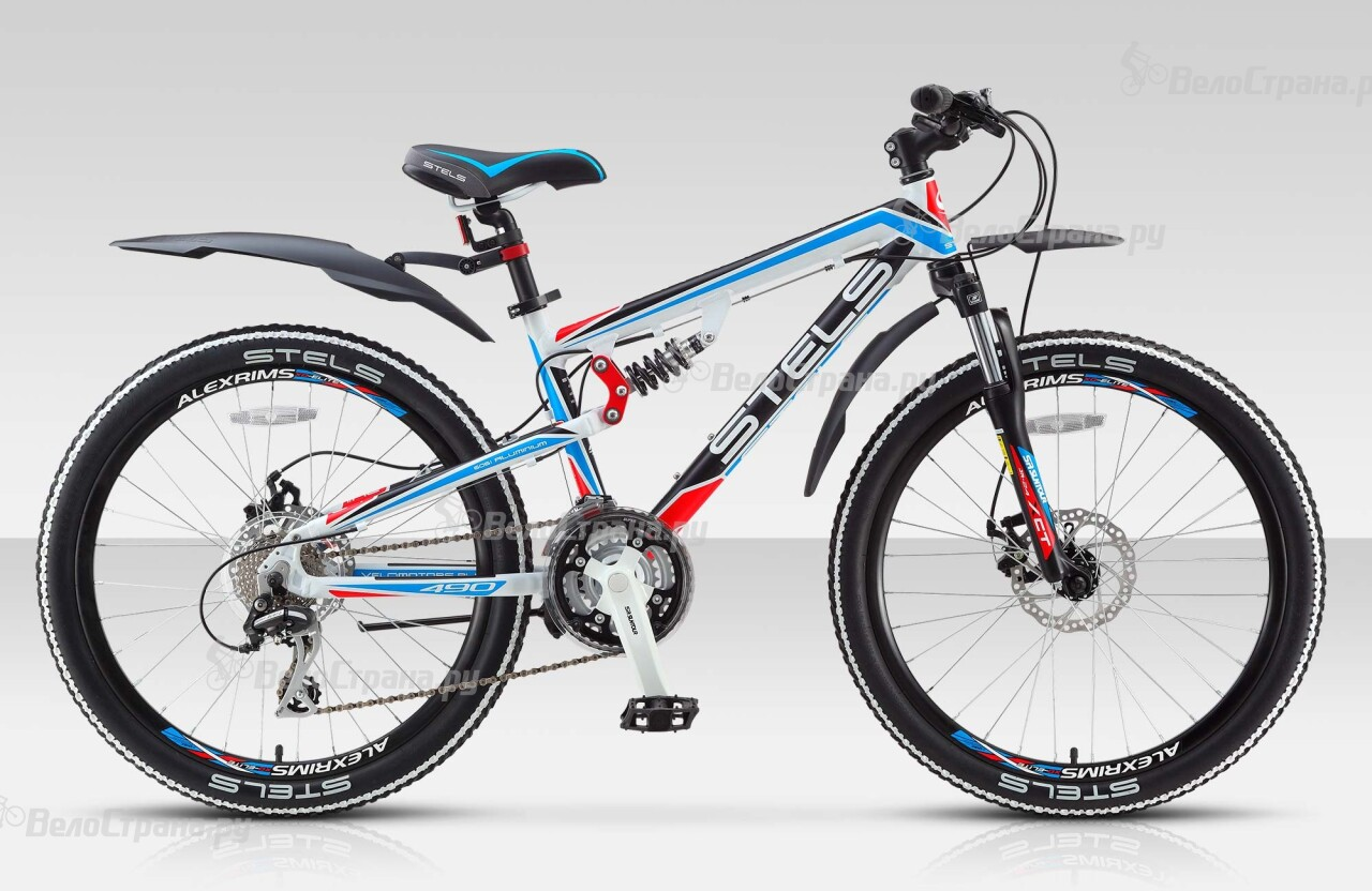 Велосипед Stels Navigator 490 MD (2015) велосипед stels navigator 850 md 2016