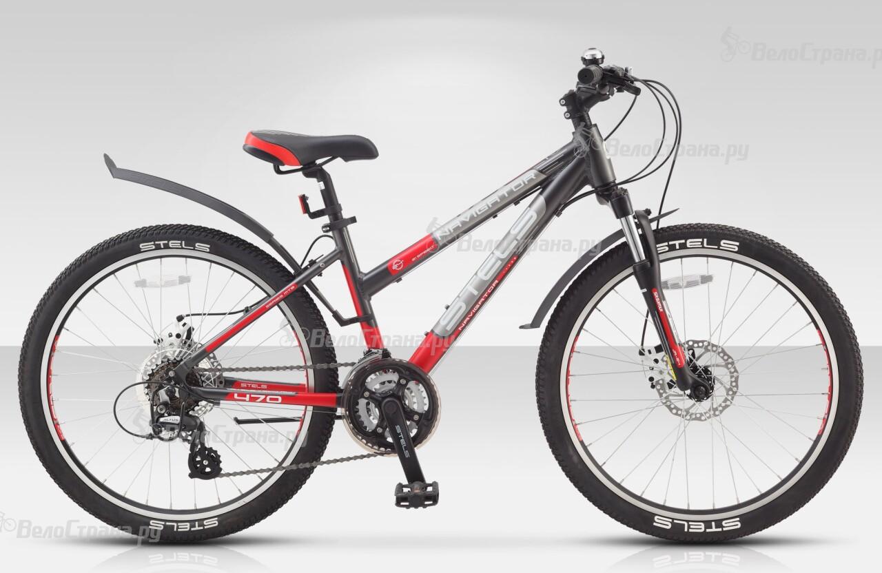 Велосипед Stels Navigator 470 MD (2015) велосипед stels navigator 150 3sp 2015