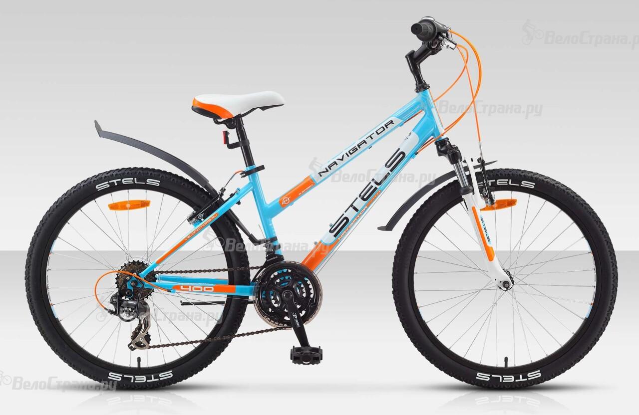 Велосипед Stels Navigator 400 V (2015) велосипед stels navigator 310 2015