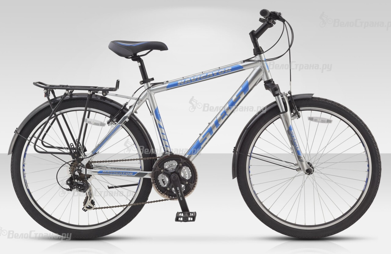 Велосипед Stels Navigator 700 (2015) велосипед stels navigator 700 2017