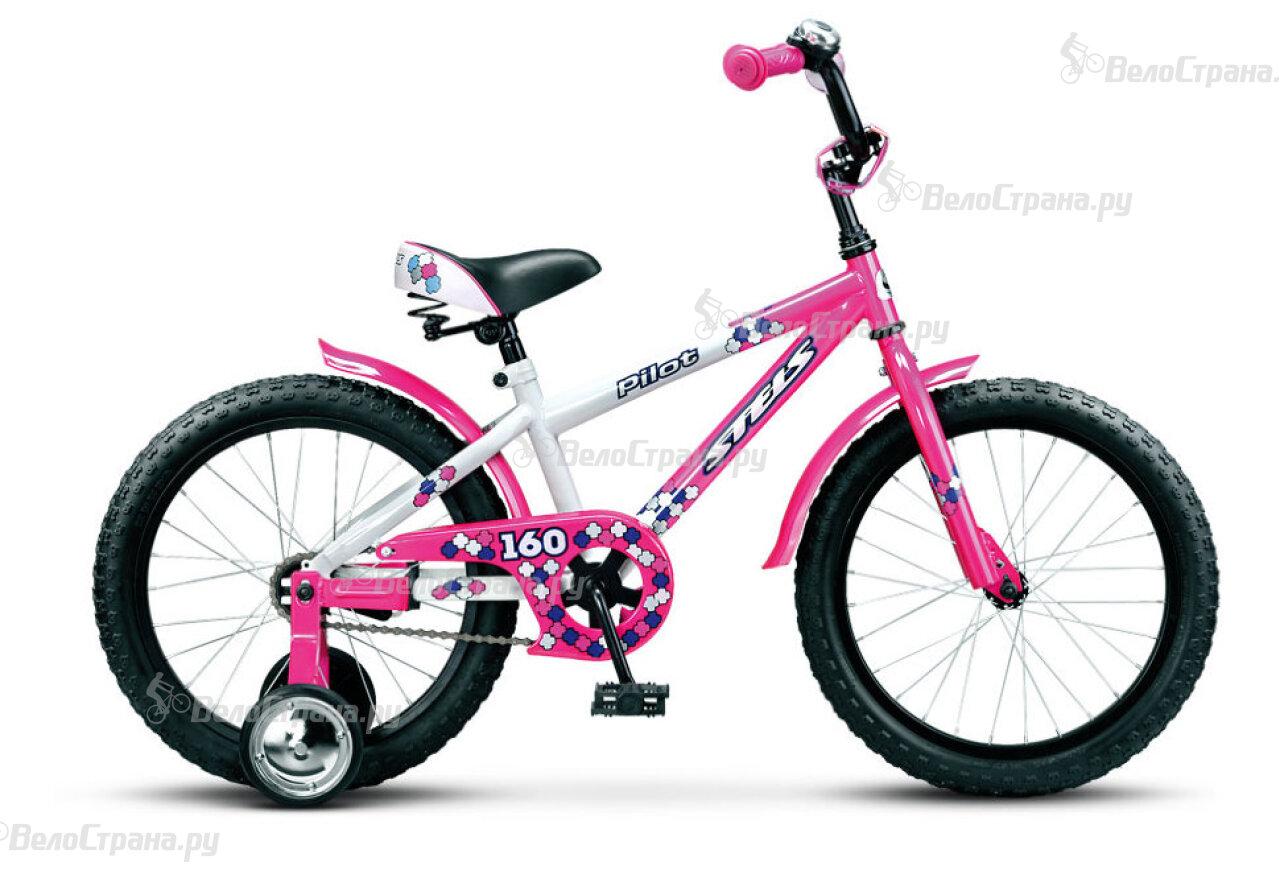 Велосипед Stels Pilot 160 16 (2015) велосипед stels pilot 240 girl 3sp 2015